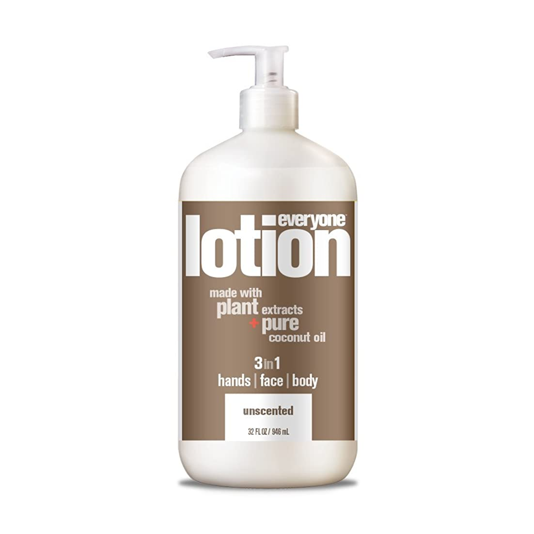 シンポジウム栄光砦海外直送品EO Products Everyone Lotion, Unscented 32 fl oz