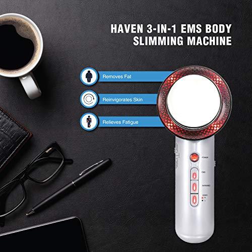 MAKADY Haven 3 in 1 Body Slimming Machine
