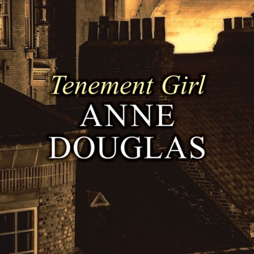 Tenement Girl audiobook cover art