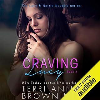 Page de couverture de Craving Lucy