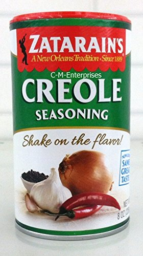 Zatarains New Orleans Traditional Creole Seasoning - 8 Oz. (Pack of 3)