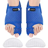Xuuyuu Orthopedic Bunion Corrector, Big Toe Straightener with Gel Arch Support Bunion Splint for Women and Men