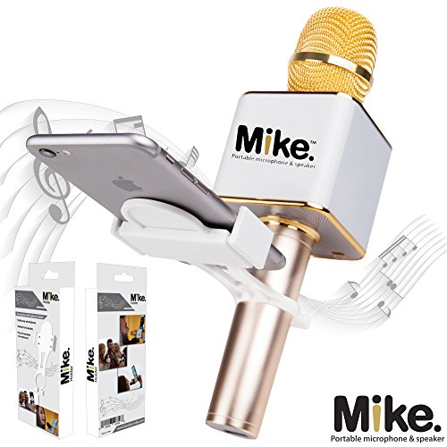 Mila Wholesale White Cell Phone Holder - Universal Mount Clip Holder with Bracket For Q7, Q9
