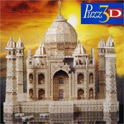 MB Puzz 3D Taj Mahal Puzzle (1077 pcs)