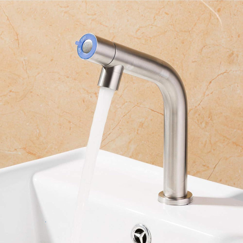 Ayhuir Wasserfall Becken Wasserhahn 304 Edelstahl Waschbecken Becken Mischbatterie Bad Zubehr