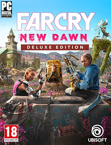 Far Cry New Dawn - Deluxe Edition - Deluxe | PC Download - Uplay Code