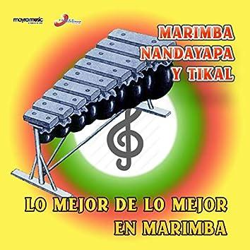 Lo Mejor De Lo Mejor En Marimba
