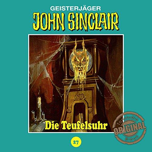 Die Teufelsuhr (John Sinclair - Tonstudio Braun Klassiker 27) Titelbild