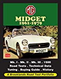 MG Midget 1961-1979 (Road Test Portfolio)