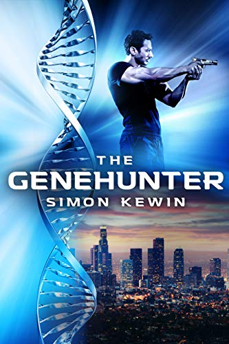 The Genehunter by Kewin, Simon ebook deal
