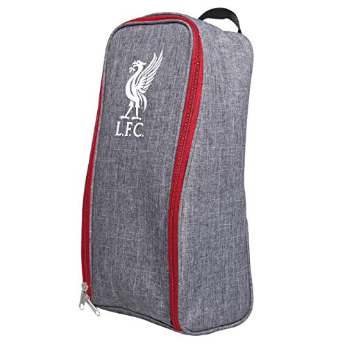 FOCO Liverpool F.C. Heather Grey Boot Bag
