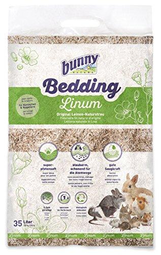 Bunny Tierernährung GmbH -  bunny Bedding Linum