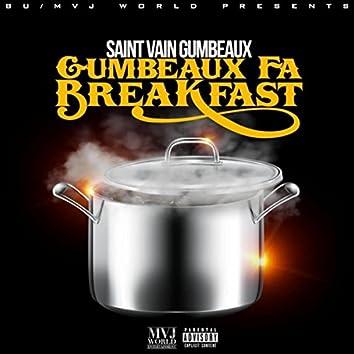 Gumbeaux fa Breakfast - EP