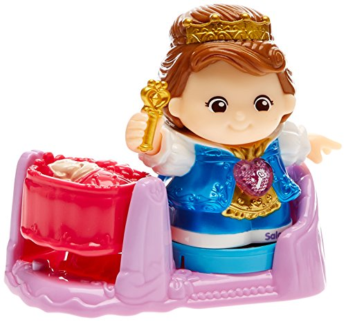 VTech - 217245 - Ttc - La Reine Salomé Et Son Bébé