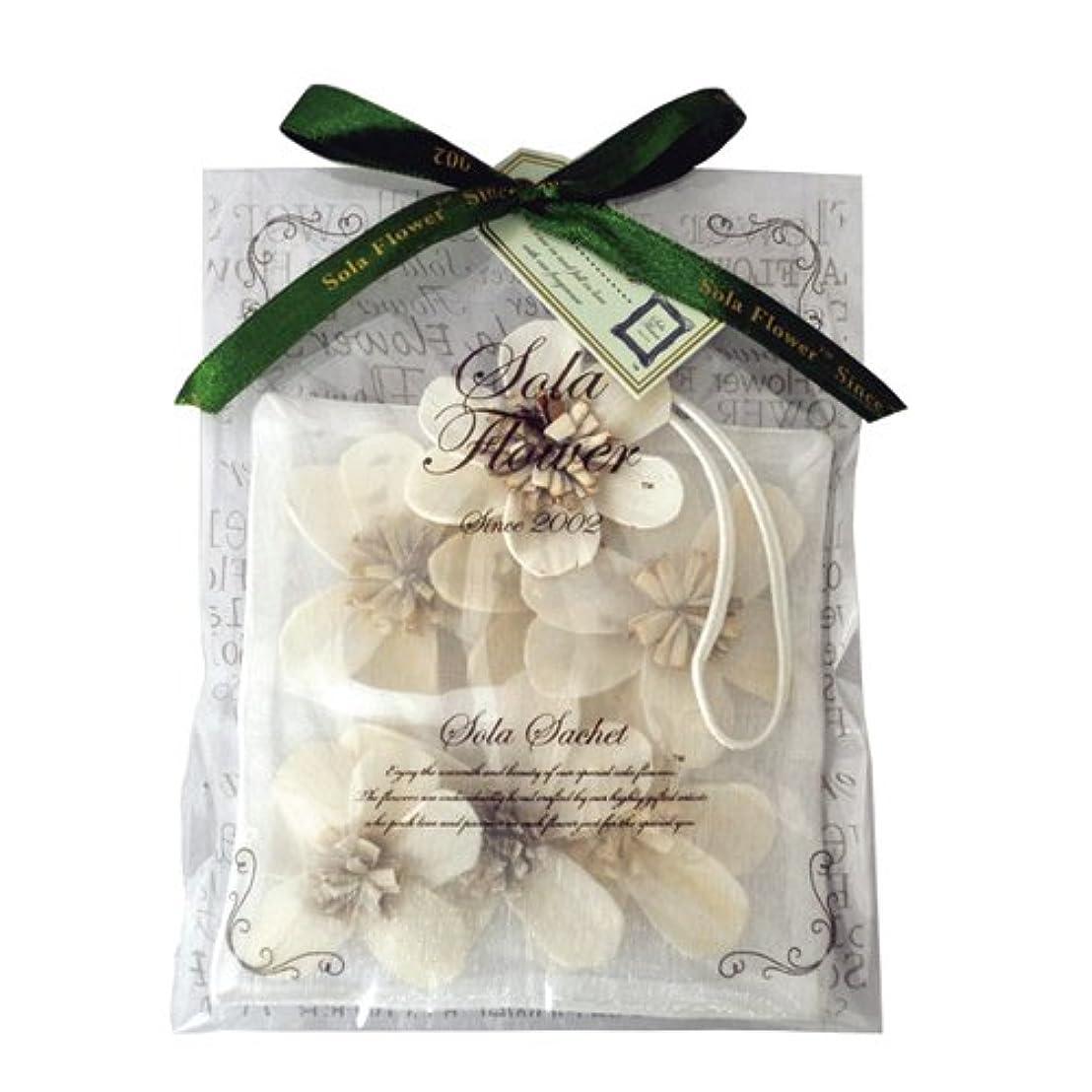 熟読する種をまく特定のnew Sola Flower ソラフラワー サシェ Gentle Rose ジェントルローズ オーガンジーパッケージ Sachet
