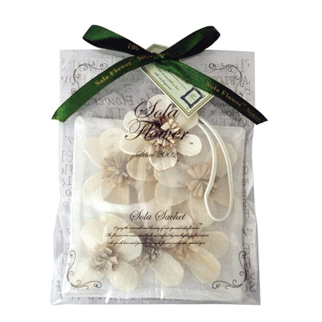 new Sola Flower ソラフラワー サシェ Gentle Rose ジェントルローズ オーガンジーパッケージ Sachet