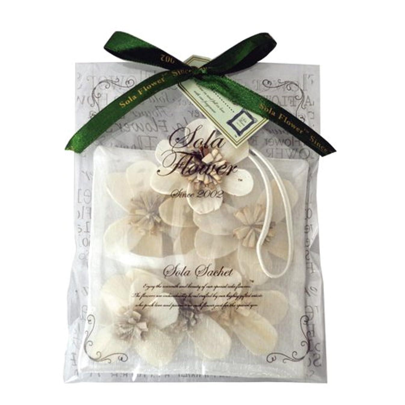 新しさ間に合わせ架空のnew Sola Flower ソラフラワー サシェ Gentle Rose ジェントルローズ オーガンジーパッケージ Sachet