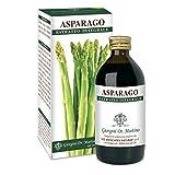 Dr. Giorgini Integratore Alimentare, Asparago Estratto Integrale Liquido Analcoolico - 200 ml