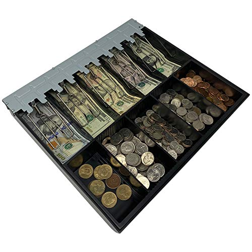 Certus Global Cash Drawer Insert Tray 5 Bills/5 Coins -14