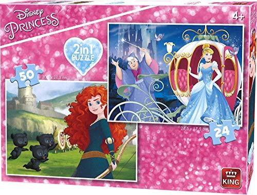 King KNG05416 puzzel, verschillende kleuren