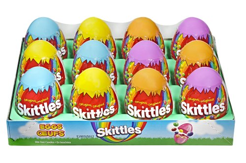 Skittles Original, Easter Egg, 45gm, 12 Count