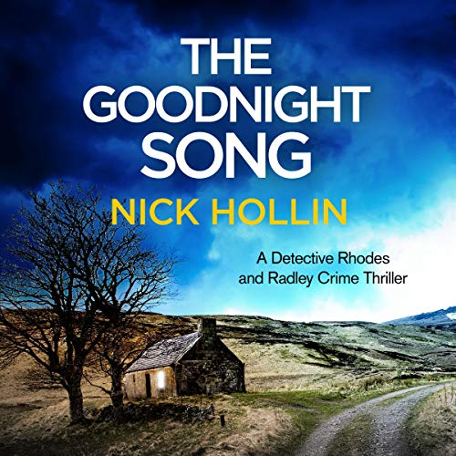 The Goodnight Song audiobook cover art