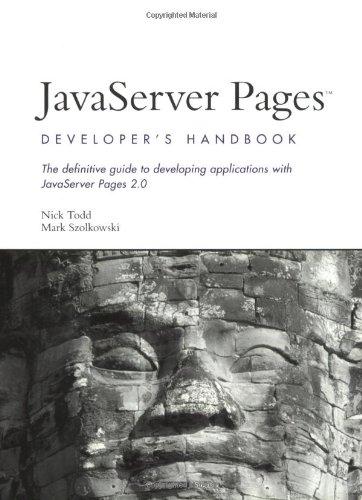 Javaserver Pages: Developer's Handbook