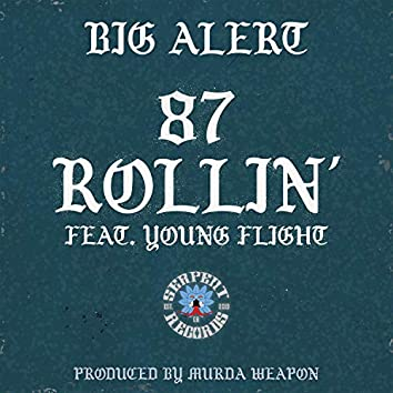 87Rollin (feat. Young Flight)