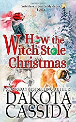 How the Witch Stole Christmas by Dakota Cassidy