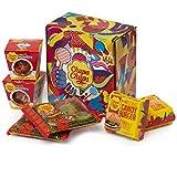 Caja Regalo Chupa Chups Candy Meals, Golosinas con formas de Sushi, Burger y Noodles, 6 unidades (Total: 680 gr.)