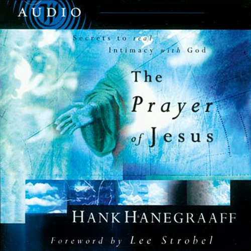 The Prayer of Jesus cover art