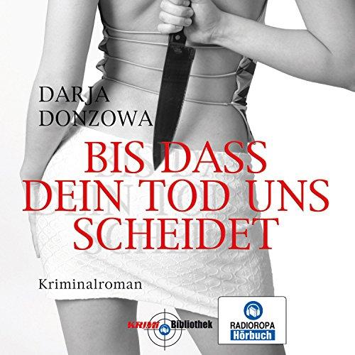 Bis dass dein Tod uns scheidet (Tanja ermittelt 4) audiobook cover art