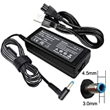 BE•Sell 19.5V 2.31A AC Adapter Charger for HP Pavilion 14 15 14-an013nr 15-ay011nr 15-f222wm 15-ay191ms 15-f211wm 15-ay013nr 15-af131dx TouchSmart Stream 11-y020nr 11-y010nr 14-ax010nr Power Supply