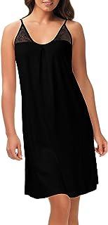 e.FEMME Damen Nachthemd Lena 365 aus Viskose