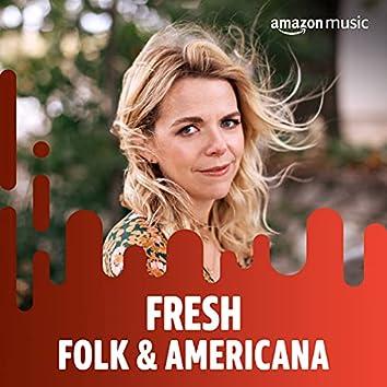 Fresh Folk & Americana