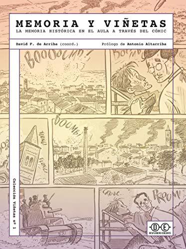 Memoria viñetas: La memoria histórica aula través