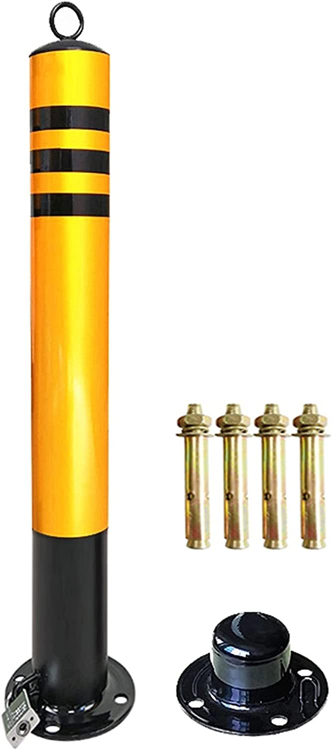 HLLING Parking Posts for Driveways Cheap Award sale Post Removable Security Metal
