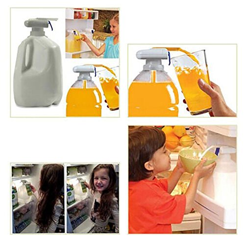Portable Magic grifo de agua eléctrico automático de zumo bebida dispensador de bebidas