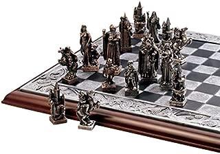 Design Toscano Mystical Legends Chess Set
