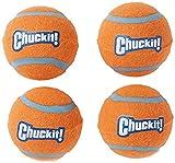ChuckIt! Tennis Ball, Medium (2.5 Inch) 4 Pack