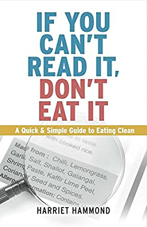 If You Can't Read It, Don't Eat It