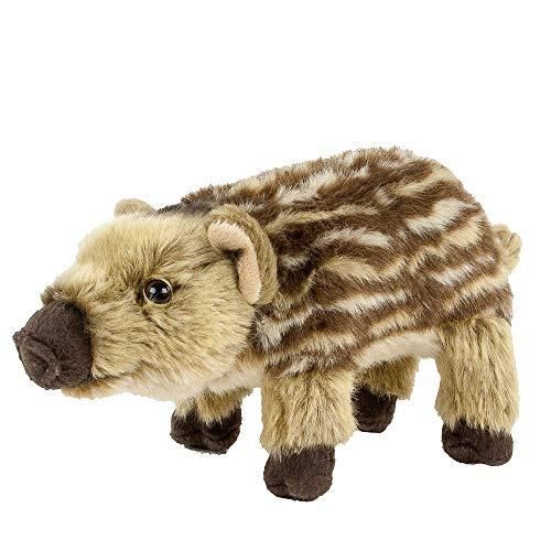 Teddys Rothenburg Kuscheltier Wildschwein Frischling 25 cm