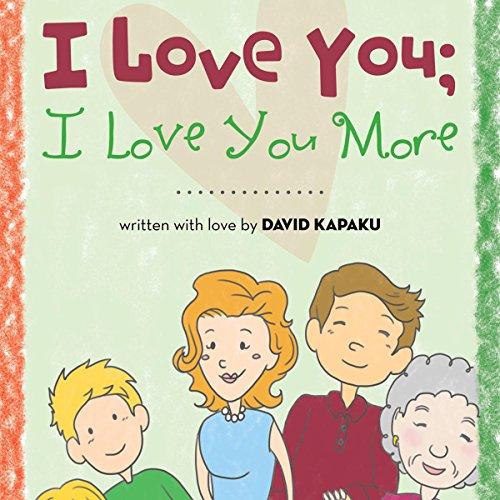 I Love You; I Love You More cover art