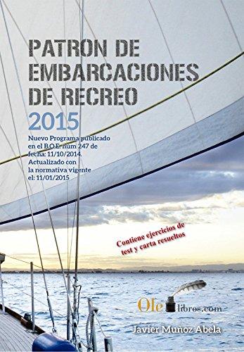 Patrón de embarcaciones de recreo PER: Curso de PER