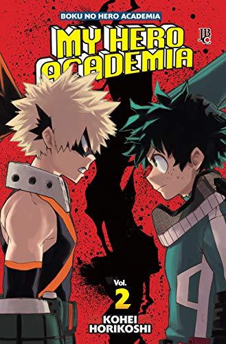 My Hero Academia vol. 02