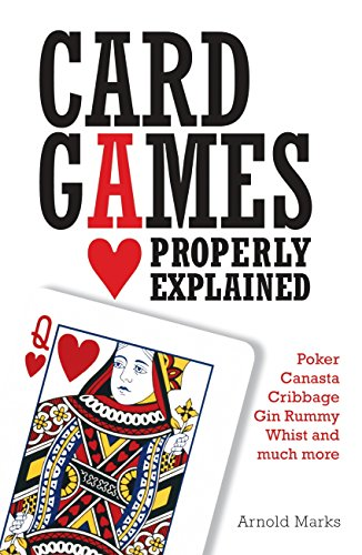 Card Games Properly Explained (English Edition)
