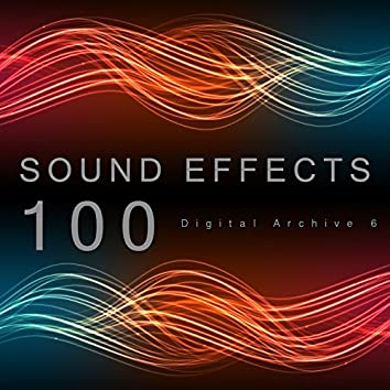 100 Sound Effects Digital Archive 6