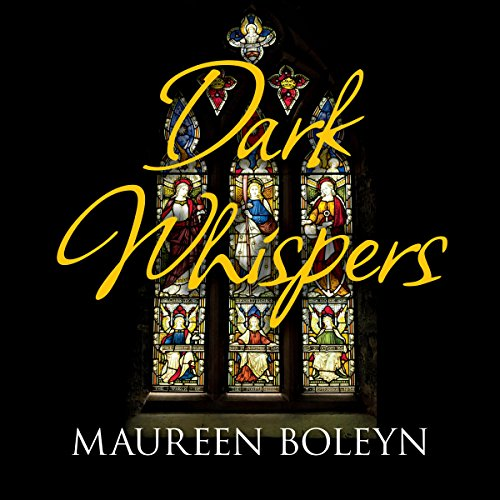 Dark Whispers audiobook cover art