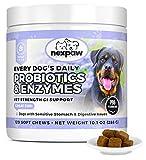 NEXPAW Probiotics for Dog Digestive Health - Relief Diarrhea, Gas,...