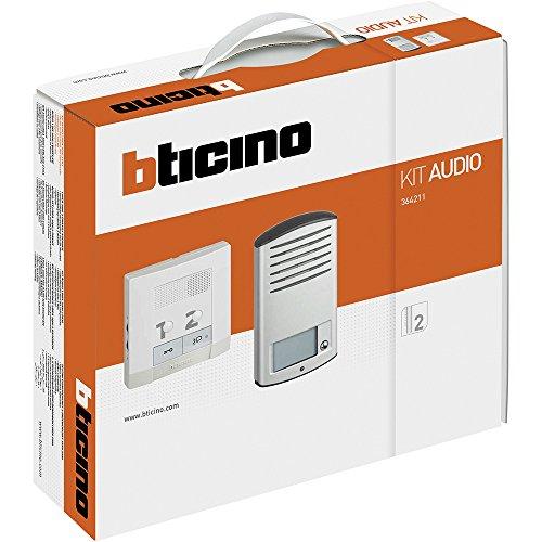 Bticino CK2 Audio Kit met platenspeler